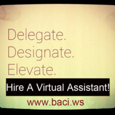 A Few Signs That It's Time To Hire A Virtual Assistant